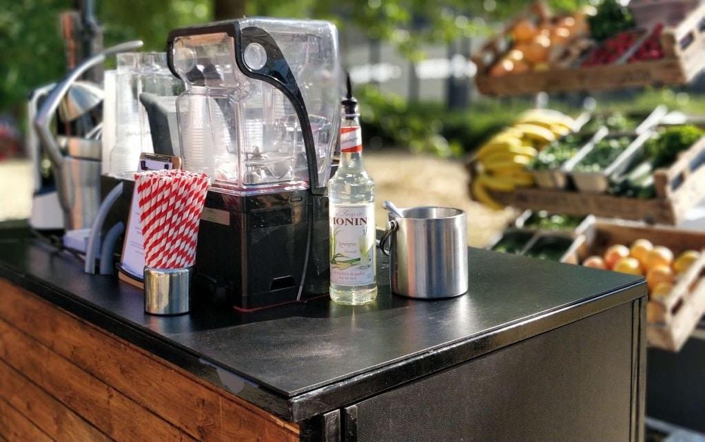 mobile smoothie bar